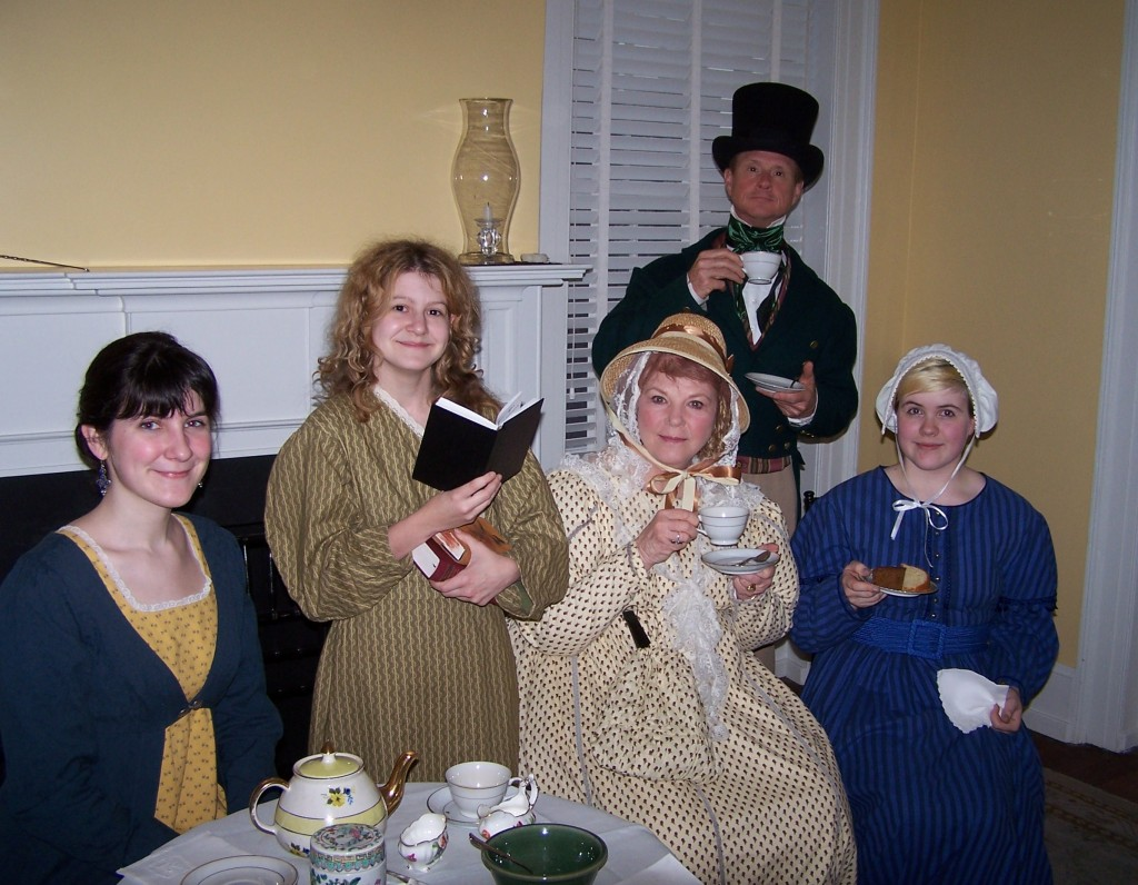 Davenport Museum Savannah Actors
