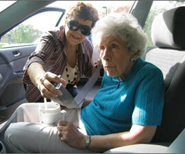 senior ride Savannah GA - Coastal Empire senior citizen transportation