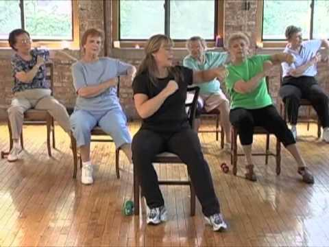 Chair Aerobics Coastal Georgia Seniors best
