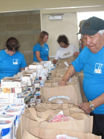 Brown Bag for Seniors Savanna - Coastal Savannah Senior food assistance