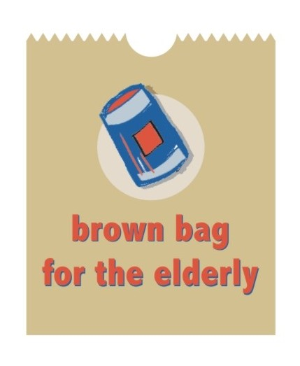 Brown Bag for the Elderly Coastal Georgia logo