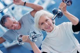 New Year's Resolution Coastal Empire Senior fitness