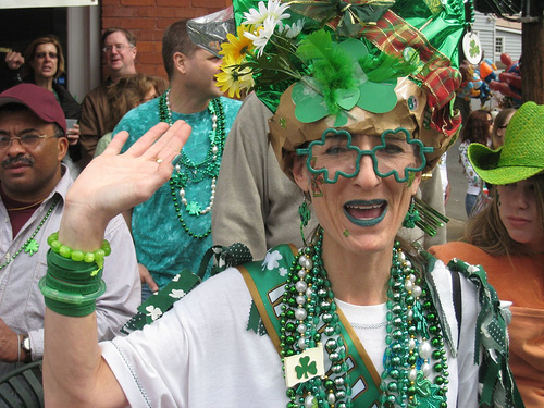 St. Patrick's Day Savannah SENIOR 2