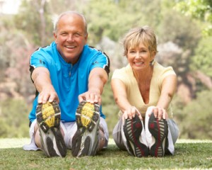 senior fitness Savannah GA