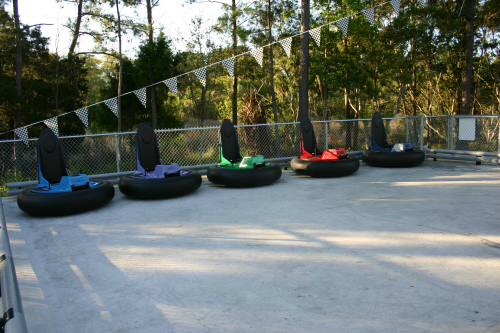 Island Miniature Golf Savannah Grandparents activity