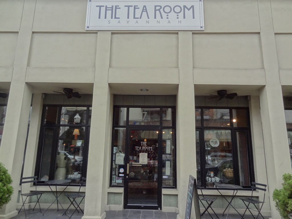 The Tea Room Savannah, Christmas restaurant Savannah, senior restuarant guide Savannah, Christmas gifts Savannah GA