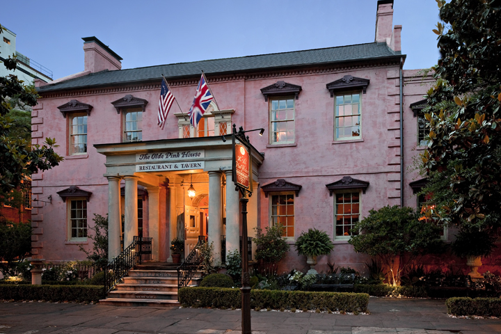 Olde Pink House Savannah Restaurant Reviews for seniors