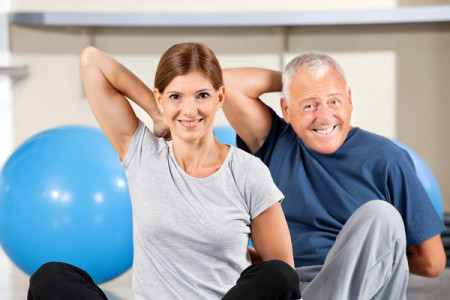 Senior Fitness Coastal Georgia h