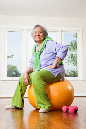 Senior fitness Coastal Georgia Z