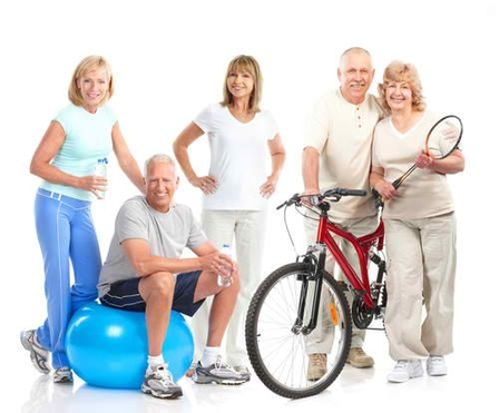 senior fitness Coastal Georgia p