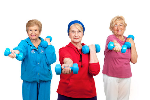 senior fitness Coastal Georgia r