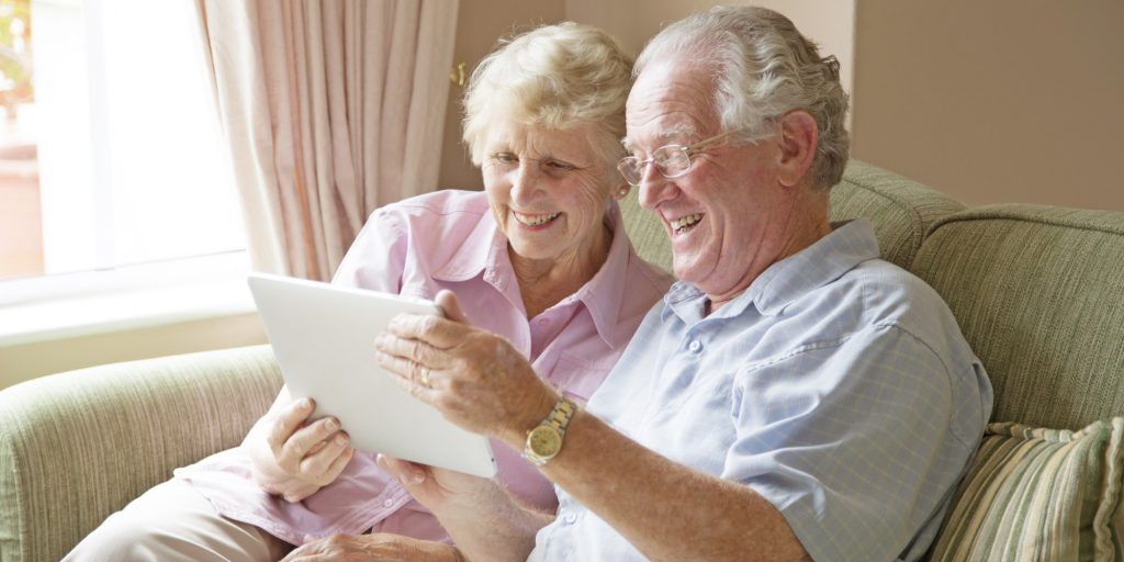 Tablet for seniors, Kindle for seniors, Netflix for seniors, Amazon for seniors, laptop for senior citizens