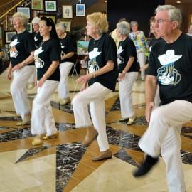 senior line dancing coastal georgia - coastal empire senior line dancing